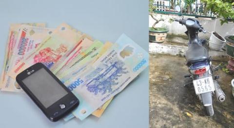 Số tiền Quý trộm cắp của anh H. và chiếc xe Quý dùng để chạy trốn là của Tấn.