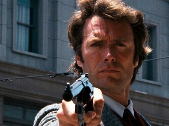 "1971: Tham gia phim ""Dirty Harry"""