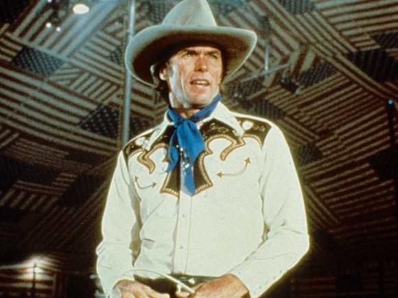 "1980: Chất cowboy trong ""Bronco Billy"""