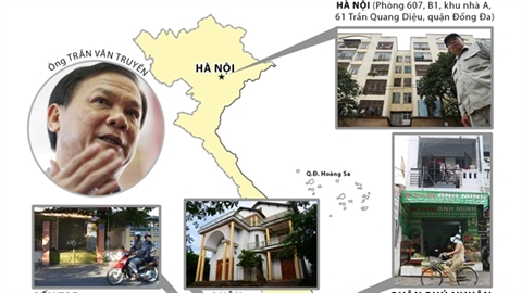 Tổng Thanh tra: Thu tài sản ông Trần Văn Truyền kịp thời