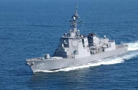Nhật Bản sẽ bổ sung 2 tàu khu trục Aegis lớp Atago.