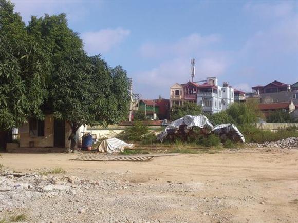 Dự án Vĩnh Hưng dự kiến khởi công sau Tết Nguyên đán Ất Mùi. Ảnh: H.D