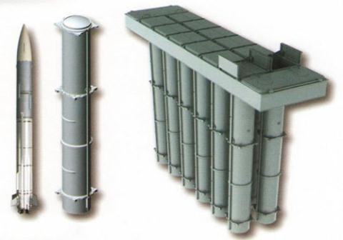 Hệ thống bệ phóng thẳng đứng 3S90E.1