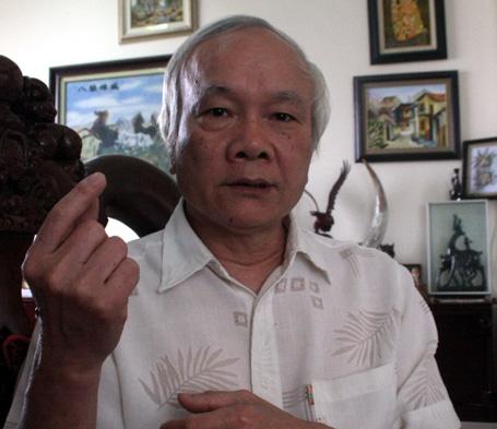 TS Nguyễn Thành Sơn