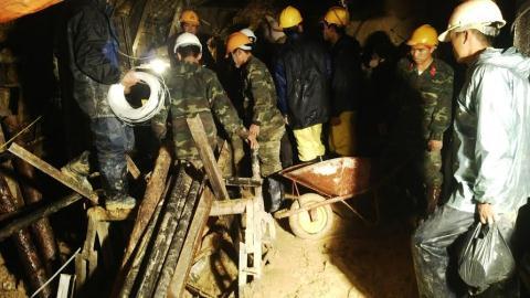 Tiết lộ công binh Cam Ranh cứu dân sập hầm thủy điện