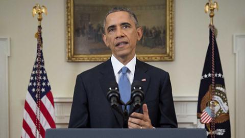 Tổng thống Mỹ Barack Obama đã đặt bút ký ban hành luật