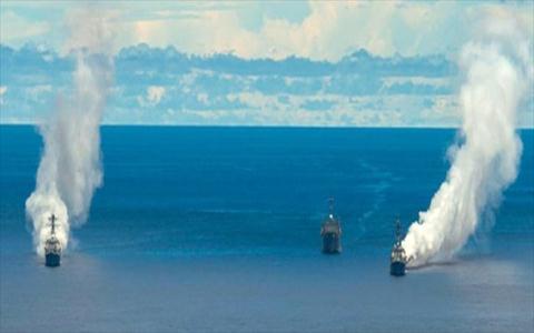 Hệ thống phòng thủ 'sương mù Pandarra' được thử nghiệm trên khu trục hạm