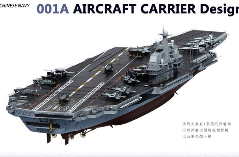 Thông tin này được tạp chí Kanwa Defense Review (tiếng Trung) dẫn lời quan chức quốc phòng cấp cao của Trung Quốc khẳng định. Tuy nhiên vị quan chức này lại không hề tiết lộ bất cứ thông tin nào về thế hệ tàu sân bay nội địa nước này đang phát triển.