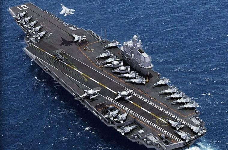 Trong khi đó, vị quan chức này lại tỏ ra khá khiêm tốn khi so sánh tàu sân bay Liên Ninh với tàu Izumo và tàu Vikramaditya của Nhật Bản và Ấn Độ và kết luận rằng Hải quân Trung Quốc hiện không có bất kì lợi thế nào trong thực chiến.