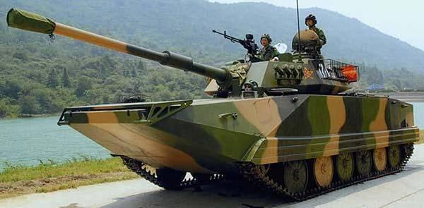 Китай расширяет свои десантные возможности