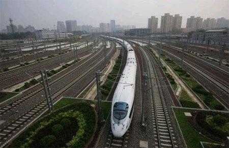 Trung Quốc ôm nhiều tham vọng với chiến lược đường sắt của mình
