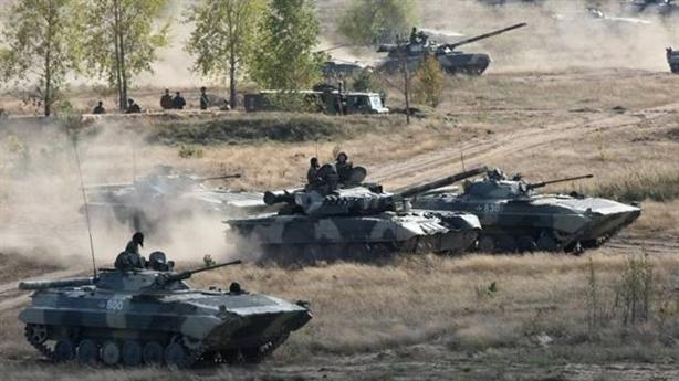 Dấu ấn Quân đội Nga năm 2014