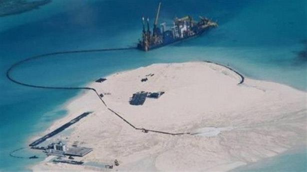 Trung Quốc cải tạo, biến đổi Biển Đông