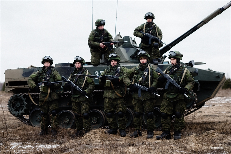 BMD-4M là một phương tiện chiến đấu bộ binh (IFV) thế hệ mới, được sản xuất tại nhà máy  Kurganmashzavod JSC cho lực lượng lính dù (VDV) Nga.