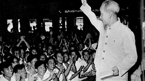 Chủ tịch Hồ Chí Minh với mùa Xuân xây dựng Đảng CSVN