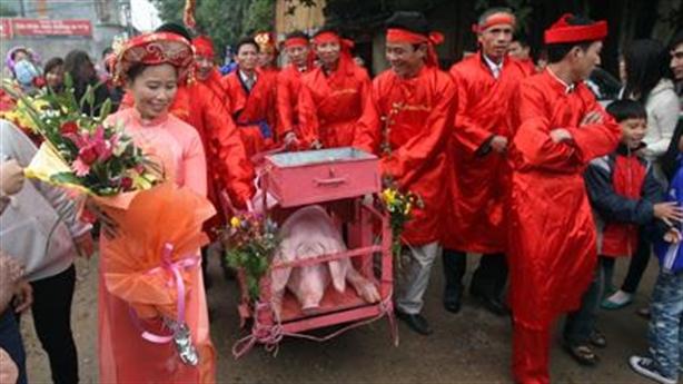 Lễ hội Chém lợn: