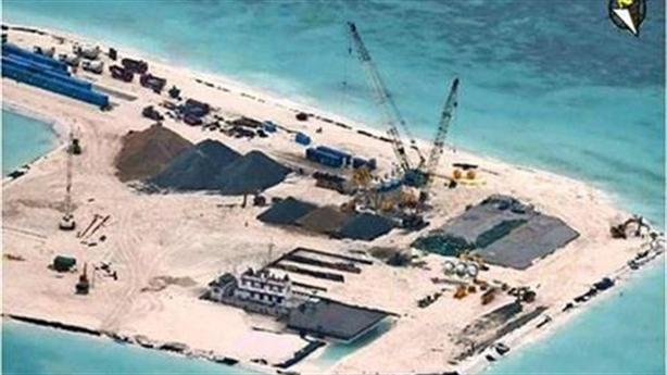 Trung Quốc xây đảo: Philippines nói thẳng tại LHQ