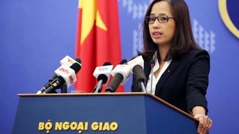 Trung Quốc xây đảo: Quan điểm rõ ràng của Việt Nam