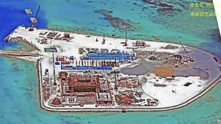 Trung Quốc xây đảo: Thêm nhiều tiếng nói quan ngại