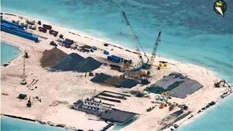 Chuyên gia Ấn chỉ mặt Trung Quốc cải tạo đảo Biển Đông