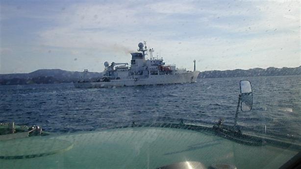 Hải quân Mỹ giám sát chặt chẽ hoạt động của Trung Quốc