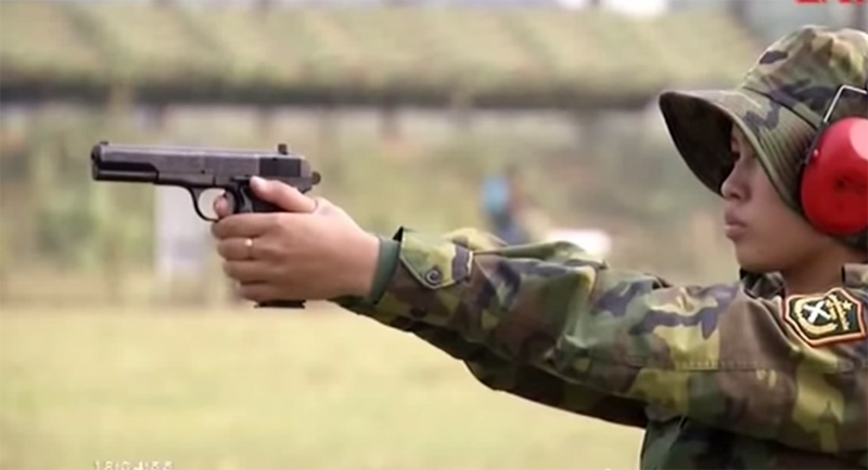 Trong quá trình nghiên cứu bản vẽ sản phẩm súng K-54VN, nhóm đề tài thuộc nhà máy Z111 đã có một số cải tiến về nòng súng, thân khóa nòng, thân súng, hộp tiếp đạn, nghiên cứu thay đổi làm cho các mối ghép chính xác hơn, đảm bảo súng hoạt động tin cậy và chính xác.