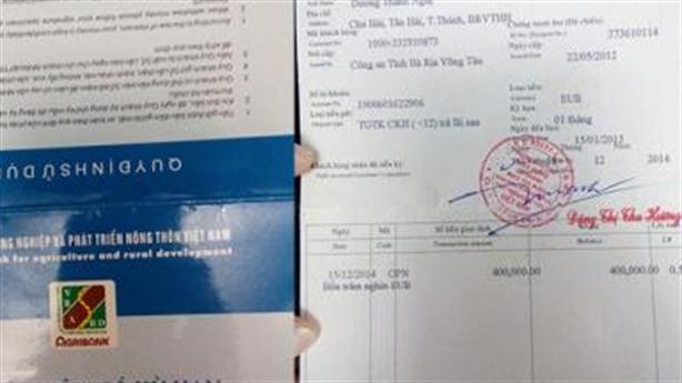 TPHCM: li kỳ gửi tiết kiệm 400.000 Euro nhưng không rút được