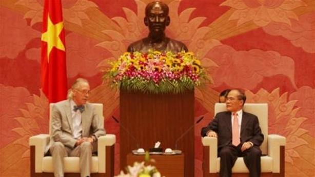 'Quốc hội Việt Nam chắc chắn sẽ tổ chức thành công IPU-132'