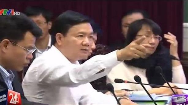 Đường sắt: Tổng thầu Trung Quốc thất hứa với Bộ trưởng Thăng