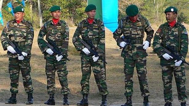 Lính đặc nhiệm Malaysia
