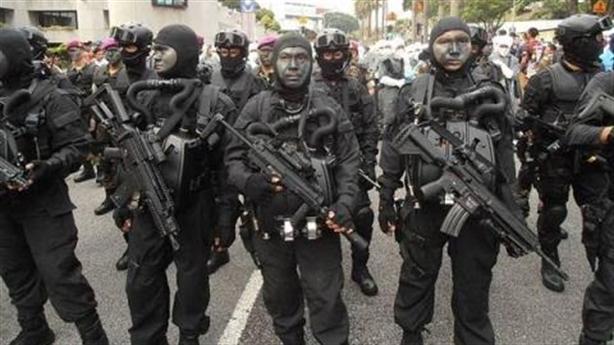 Bí mật lính Đặc nhiệm Hải quân Malaysia