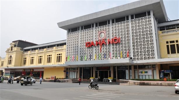 Bất ngờ đề xuất chuyển ga Hà Nội ra khỏi trung tâm