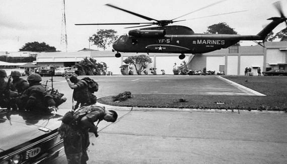 Hé lộ kế hoạch di tản tuyệt mật của Mỹ năm 1975