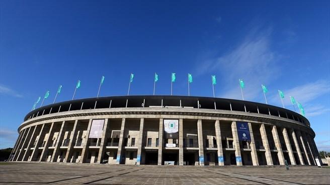 Sân Olympic được đưa vào sử dụng từ năm 1936 và trở thành sân nhà của Hertha Berlin năm 1963.