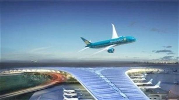 Phó TT Hoàng Trung Hải: Sân bay Long Thành không thể dừng…