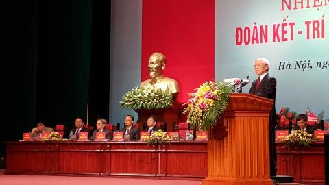 TBT Nguyễn Phú Trọng:Trí thức sẽ tiếp tục có nhiều đóng góp