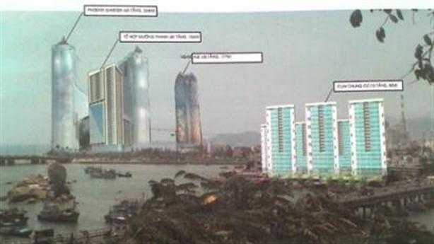 Khánh Hòa kiểm tra hồ sơ Dự án Mường Thanh 48 tầng