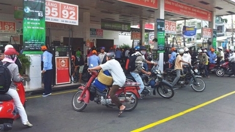 TP.HCM: Dự kiến cơ quan Nhà nước phải dùng xăng E5