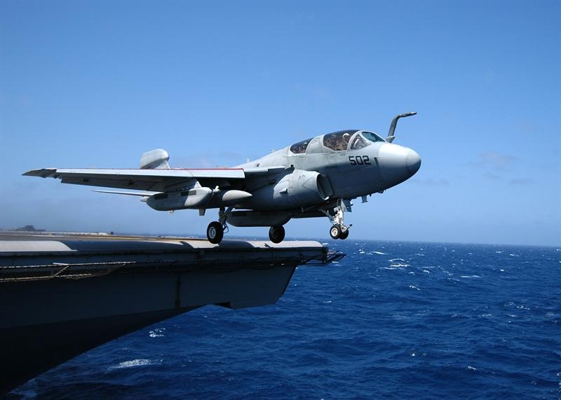Mặc dù có một khung cơ sở máy bay tấn công điện tử giàu tiềm năng, nhưng EA-6B Prowler đã nhiều lần cho thấy dấu hiệu tuổi tác và cần phải thay thế.