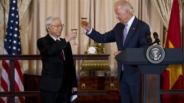 TBT Nguyễn Phú Trọng thăm Mỹ: Khi người Mỹ lẩy Kiều