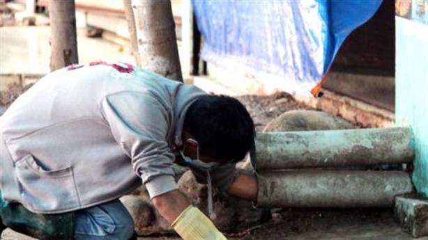 Thảm sát tại Bình Phước:CA tìm thấy vật dụng giống điện thoại
