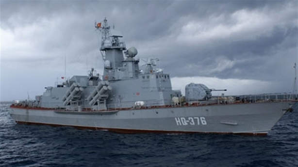 Tàu quân sự: Niềm tự hào của công nghiệp đóng tàu VN