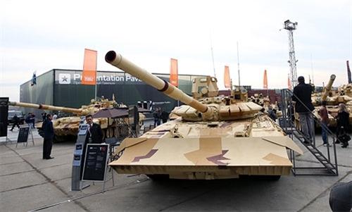 RAE-2015 sẽ trở thành triển lãm đầu tiên giới thiệu thiết bị kỹ thuật bọc thép mới nhất Armata – xe tăng và xe chiến đấu bộ binh. Trước đó, chiến xa này chỉ được giới thiệu trong Lễ chiến thắng 9/5 tại Moscow.