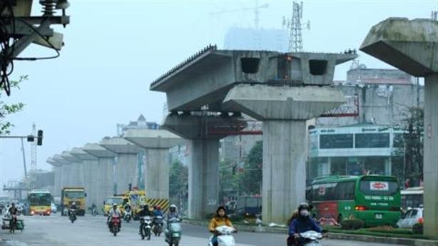 Đường sắt Cát Linh-Hà Đông: Tổng thầu Trung Quốc giấu gì?