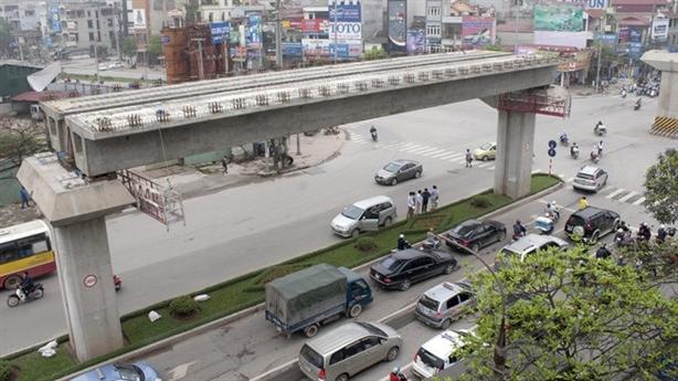 Đường sắt Cát Linh-Hà Đông: Tổng thầu Trung Quốc 'lách' gì?