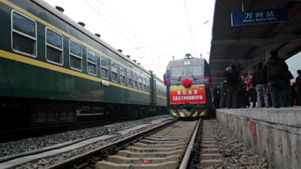 Đường sắt Trung Quốc: Toan tính của Bắc Kinh với ASEAN