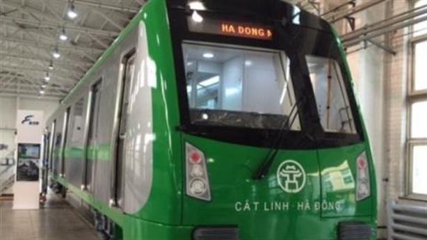 Đường sắt Cát Linh-Hà Đông: Cách ép nhà thầu Trung Quốc