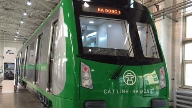 Đường sắt Cát Linh- Hà Đông lại lỡ hẹn người Hà Nội