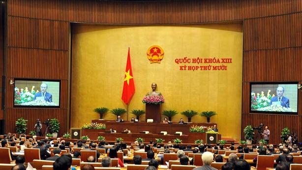 Ấn tượng Quốc hội ngày khai mạc: Những cái nhìn thẳng