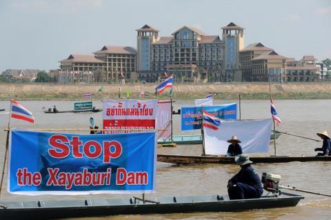 Xay dap song Mekong: Viet Nam chu dong, hay yen tam